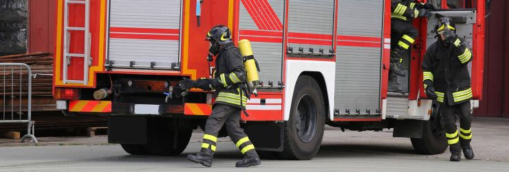 Fire departments utilise Goodmill's router solutions to always stay online in critical situations